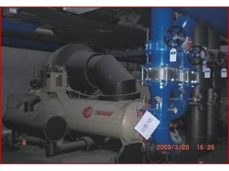 製程冰水系統