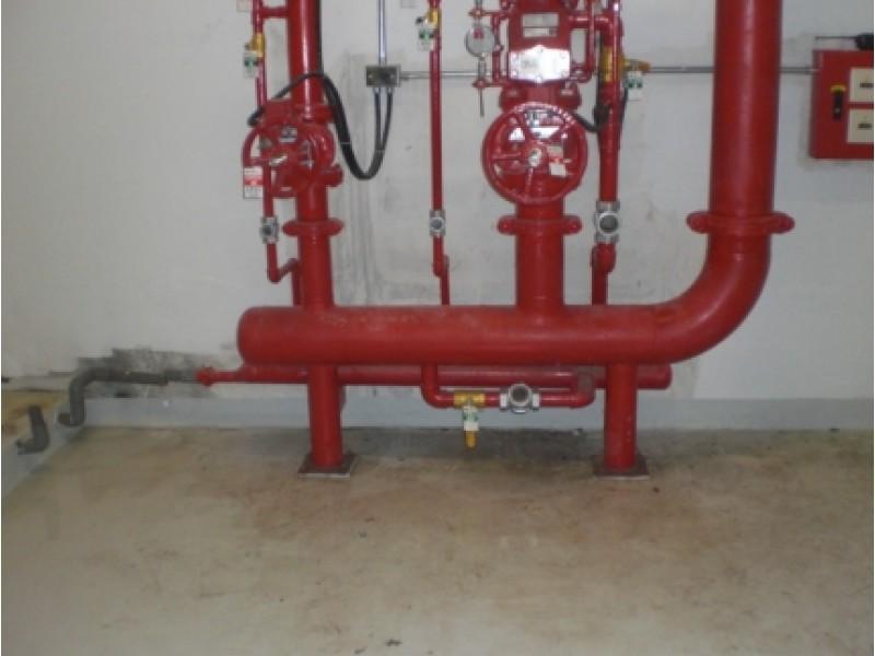 消防水系統
