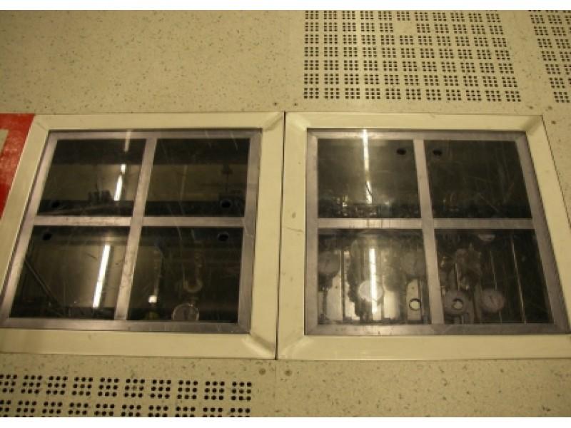 田型透明高架地板